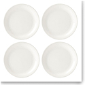 Lenox Profile Dinnerware Dinner Plate White Set Of Four
