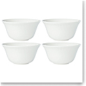 Lenox Profile Dinnerware Small Bowl White Set Of Four
