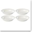 Lenox Profile Dinnerware Dinner Pasta Bowl White Set Of Four