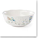 Lenox Butterly Meadow Gold Dinnerware Serving Bowl Small Gold
