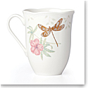 Lenox Butterly Meadow Gold Dinnerware Dragonfly Mug Gold