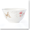 Lenox Butterly Meadow Gold Dinnerware Tiger Rice Bowl Gold