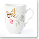 Lenox Butterly Meadow Gold Dinnerware Monarch Mug Gold