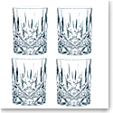 Nachtmann Noblesse Whiskey, Set of Four