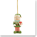Lenox 2021 Nutcracker Elf Dated Ornament