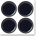 Lenox Profile Dinnerware Dinner Plate Navy Set Of Four