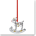 Lenox 2021 Baby's 1st Christmas Rudolph Metal Ornament