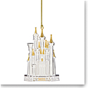 Lenox 2021 Disney Castle Metal Ornament