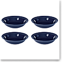 Lenox Profile Dinnerware Dinner Pasta Bowl Navy Set Of Four