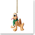 Lenox 2021 Disney Pluto with Treat Ornament
