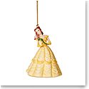 Lenox 2021 Disney Princess Belle 30th Anniversary Ornament