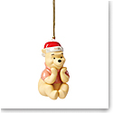 Lenox 2021 Disney 2021 Winnie the Pooh Christmas Wish Ornament