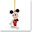Lenox 2021 Disney 2021 Mickey's Winter Outfit Ornament