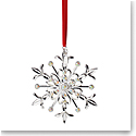 Lenox 2021 Snow Majesty Metal Ornament 17th in the Series
