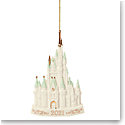 Lenox 2021 Disney 2021 Cinderella Castle Ornament