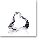 Steuben Dancing Hearts Paperweight