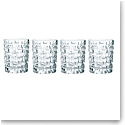 Nachtmann Dancing Stars Bossa Nova Whiskey Tumbler, Set of 4