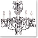 Waterford Crystal, Comeragh Crystal Chandelier, 5-Arm