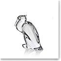 Steuben Egret Sculpture