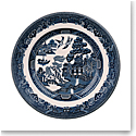 "Johnson Brothers Willow Blue Bread & Butter Plate 6"", Single"