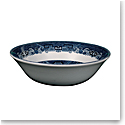 Johnson Brothers Willow Blue Open Vegetable Bowl Round 8.25""