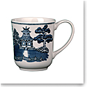 Johnson Brothers Willow Blue Mug 12oz., Single