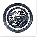 "Johnson Brothers Willow Blue Dinner Plate 10.5"", Single"