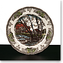 "Johnson Brothers Friendly Village Salad Plate 7.75"", Single"