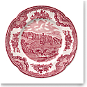 "Johnson Brothers Old Britain Castles Pink Bread and Butter Plate 6.25"", Single"