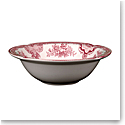 "Johnson Brothers Old Britain Castles Pink Soup, Cereal Bowl 6"", Single"