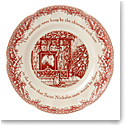 "Johnson Brothers Twas The Night Salad Plate 8"", Single"