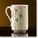 Belleek China Gaelic Coffee Mug 1967 - 1977, Limited Edition