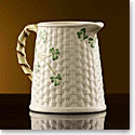 Belleek China Shamrock Jug 1947 - 1957, Limited Edition of 1,200