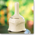 Belleek China Claddagh Make-Up Bell