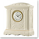 Belleek China Mantel Clock 1997 - 2007, Limited Edition of 850