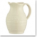 Belleek China Galway Weave Cream Jug