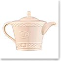 Belleek Claddagh Large Beverage Pot