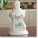 Belleek Shamrock Choir of Angels Song Figurine