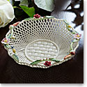 Belleek Masterpiece Collection Four Seasons Annual Basket 2018 Limited Edition