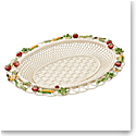 Belleek Kitchen Garden Annual Basket, Limited Edition
