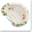 Belleek Hanako Annual Basket