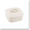 Belleek Love Knot Trinket Gift Box