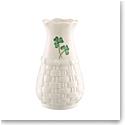 Belleek Weave 4'' Vase
