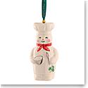 Belleek 2021 Chef Snowman Ornament