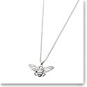 Belleek Living Jewelry Honey Bee Necklace