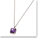 Belleek Living Jewelry Amethyst Necklace