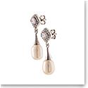 Belleek Living Jewelry Persia Earrings, Pair