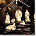 Belleek Classic Nativity Set