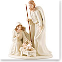 Belleek Living Nativity Holy Family, Large