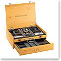 Belleek Living Reflection 72 Piece Cutlery Set Wooden Box